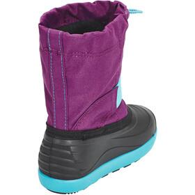 Kamik Jet Shoes Kinder purple/teal-violet/sarcelle